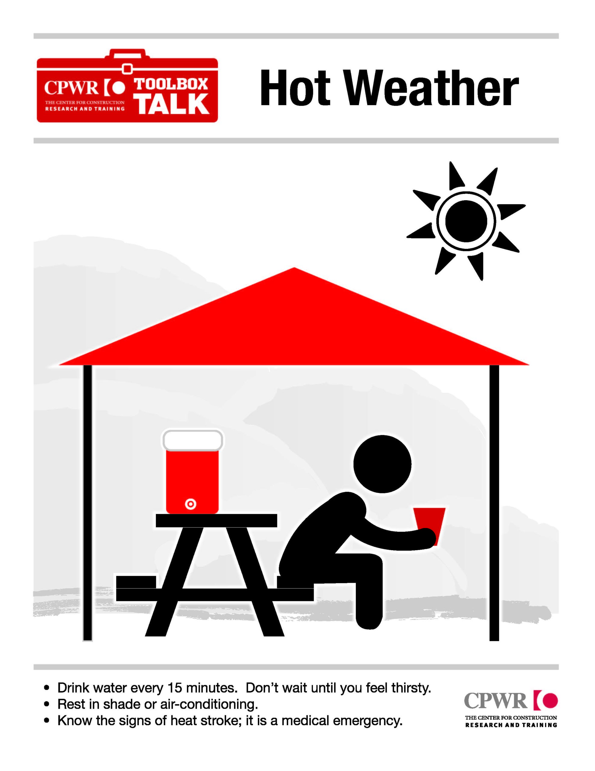 CPWR_Hot_Weather_CPWRlogo